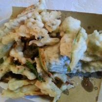 fritti di verdure