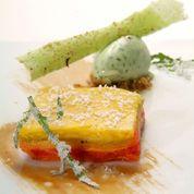 Lasagna di frutta fresca