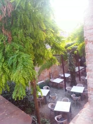 Casa Baladin garden