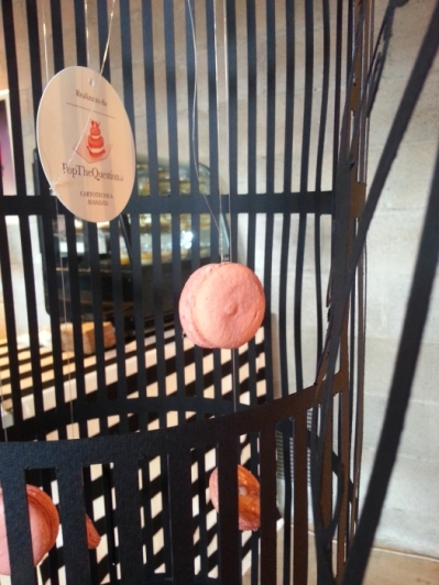 Macarons in gabbia di Fonderie