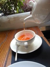 tea moment in Marzapane