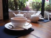 Marzapane tea time