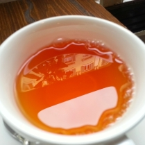 image in the tea