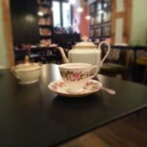 Coromandel tea time