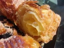 De Bellis fried croissant