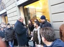 Oscar Farinetti, Alessandro Frassica e Francesco Farinetti
