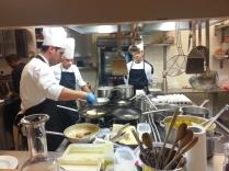 Taglio's kitchen
