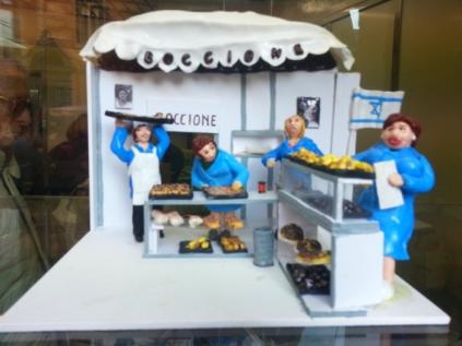 Boccione pastry