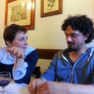 Antonia e Pier Giorgio