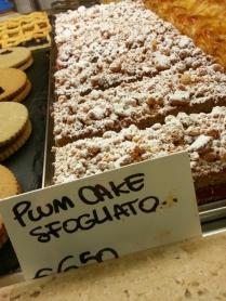 Bonci's pastries