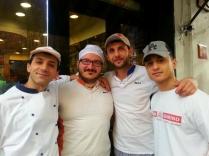 Bonci's team