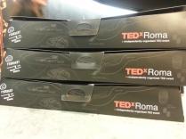 lunch box per TEDxRoma