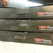 lunch box per TEDxRoma
