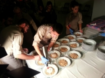 pasta e fagioli Fagioli borlotti e cannellini, pasta casereccia di Gerardo di Nola