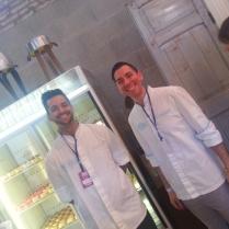 Gian Luca e Ciro smiling