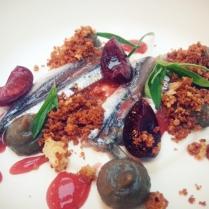 LAici, pomodoro, ciliege, melanzane alla soja by Abruzzino