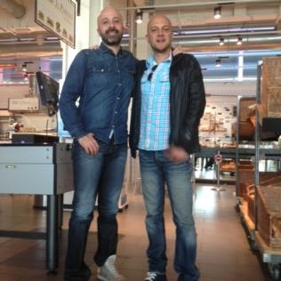 Niko Romito e Enrico Camelio