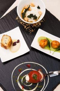 Fashion appetizer Hotel Magna Pars Suites Milano