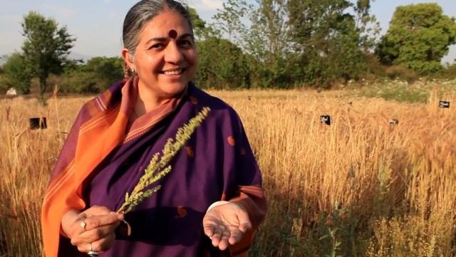 Dr. Vandana SHIVA – India