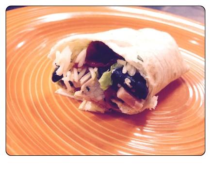 burrito veggie di ApeRomeo