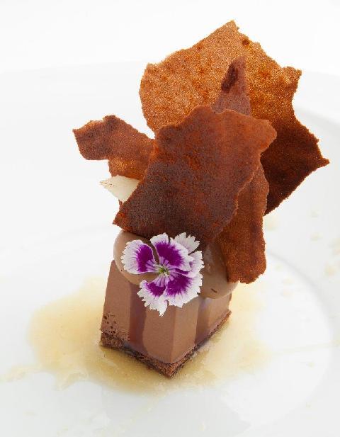 mousse cioccolato di Igor Macchia / chocolate mousse by Igor Macchia