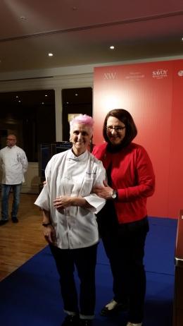 Cristina Bowerman e Angela Barusi