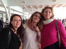 Luciana, Antonella, io