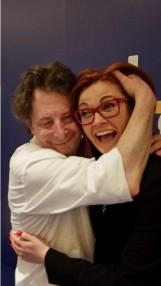 Jacques Genin e Eleonora Cozzella