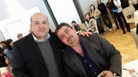 ALessandro Pipero e Giuseppe Di Martino