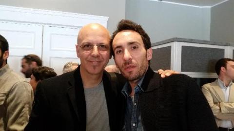 Franco Pepe e Francesco Sposito