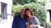 Fabio Turchetti e Carla Latini