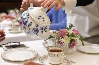I Tè Vittoriani di Babingtons 1