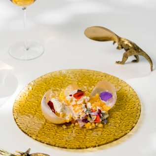 CHEF'S TABLE PASTRY -Jordi Roca